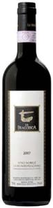 La Braccesca Vino Nobile Di Montepulciano 2007, Docg Bottle