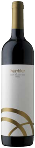 Hazyblur Shiraz 2006, Mclaren Vale Bottle