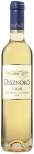 Disznókö Late Harvest Furmint 2008, Tokaji Bottle