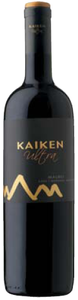 Kaiken Ultra Malbec 2008, Uco Valley, Mendoza Bottle
