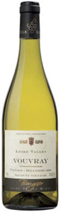 Bougrier Signature Vouvray 2009, Ac Bottle