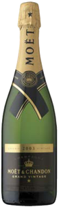 Moët & Chandon Grand Vintage Brut Champagne 2003, Ac Bottle