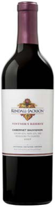 Kendall Jackson Vintner's Reserve Cabernet Sauvignon 2007, Sonoma, Napa, And Mendocino Counties Bottle