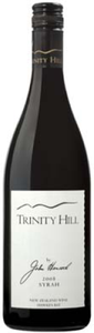 Trinity Hill Syrah 2008, Hawkes Bay, North Island Bottle