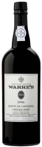 Warre's Quinta Da Cavadinha Vintage Port 1996, Doc Douro Bottle