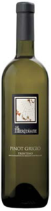 Le Meridiane Pinot Grigio 2009, Doc Trentino Bottle