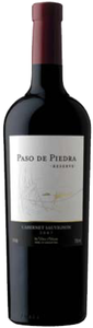Paso De Piedra Cabernet Sauvignon 2007, Mendoza Bottle