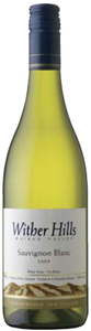 Wither Hills Wairau Valley Sauvignon Blanc 2009, Marlborough, South Island Bottle