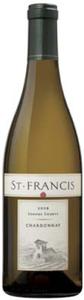 St. Francis Chardonnay 2008, Sonoma County Bottle