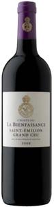 Château La Bienfaisance 2008, Ac Saint émilion Grand Cru Bottle