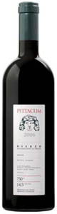 Pittacum Barrica 2006 Bottle