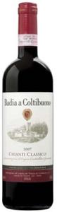 Badia A Coltibuono Chianti Classico 2007, Docg Bottle