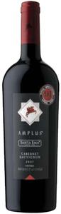 Santa Ema Amplus Cabernet Sauvignon 2007, Peumo Bottle
