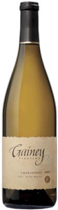 Gainey Vineyard Chardonnay 2008, Santa Rita Hills Bottle