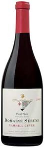 Domaine Serene Yamhill Cuvée Pinot Noir 2007, Willamette Valley Bottle