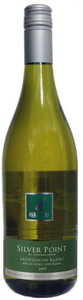 Silver Point Sauvignon Blanc By Cooper's Creek 2009, New Zealand Bottle