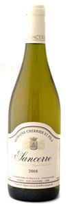 Domaine Cherrier Pere Et Fils Aoc Sancerre, Sauvignon Blanc 2008, Vallee De La Loire Bottle