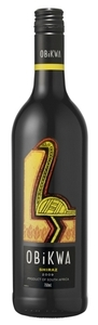 Obikwa Shiraz 2010, Western Cape Bottle