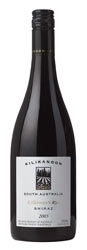Kilikanoon Killerman's Run Shiraz 2008, South Australia Bottle