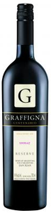 Graffigna Centenario Shiraz Reserve 2008 Bottle