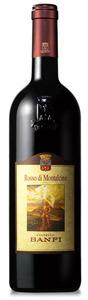 Banfi Rosso Di Montalcino 2008, Doc Bottle