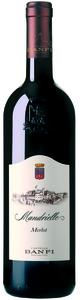 Banfi Mandrielle Merlot 2004, Doc Sant'antimo Bottle