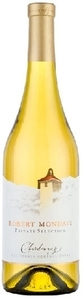 Robert Mondavi Private Selection Central Coast Chardonnay 2009, California Bottle