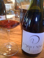 L'objet Noir Pinot Noir Bacigalupi Vineyard Russian River Valley 2008 Bottle
