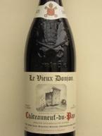 Le Vieux Donjon Châteauneuf Du Pape 2002, Ac Bottle