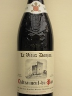 Le Vieux Donjon Châteauneuf Du Pape 2001, Ac Bottle