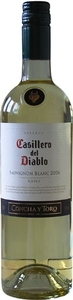 Casillero Del Diablo Sauvignon Blanc 2010, Central Valley Bottle