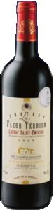 Château La Fleur Terrien 2008, Ac Lussac Saint émilion Bottle
