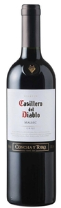 Casillero Del Diablo Malbec 2009 Bottle