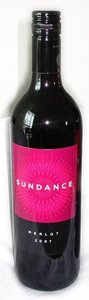 Sundance Merlot 2008 Bottle