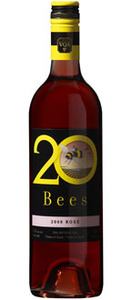 20 Bees Rose 2008, Ontario VQA Bottle