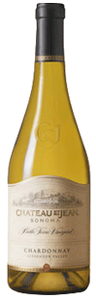 Chateau St. Jean Belle Terre Vineyard Chardonnay 2007, Alexander Valley, Sonoma County Bottle