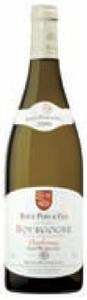 Roux Père & Fils Les Murelles Chardonnay Bourgogne 2009, Ac Bottle