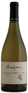 Anakena Single Vineyard Viognier 2009, Rapel Valley Bottle