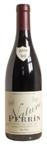 Domaine Perrin Nature Côtes Du Rhône 2009, Ac Bottle