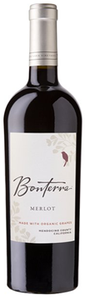 Bonterra Merlot 2007, Mendocino County, Made With Organic Grapes Bottle