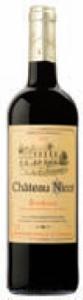 Château Nicot 2006, Ac Bottle