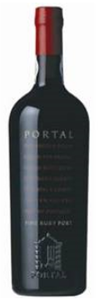 Quinta Do Portal Fine Ruby Port 2008 Bottle