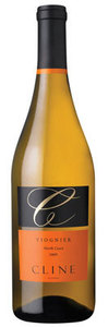 Cline Viognier 2009, California Bottle