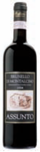 Bellaria Assunto Brunello Di Montalcino 2004, Docg Bottle