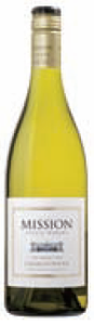 Mission Estate Chardonnay 2008, Hawkes Bay, North Island Bottle