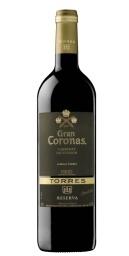 Torres Gran Coronas Cabernet Sauvignon Reserva 2006, Penedès Bottle