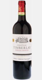 Chateau Timberlay 2008, Bordeaux Superieur Bottle