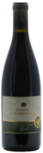 Badger Mountain Vintner's Estate Organic Syrah 2008, Columbia Valley Bottle