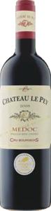 Château Le Pey 2008, Ac Médoc Bottle