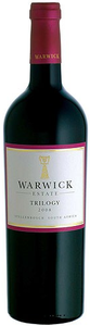 Warwick Wine Estate Trilogy 2008, Stellenbosch Bottle